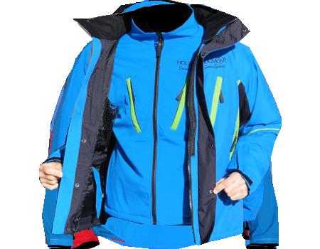 ski instructor jacket