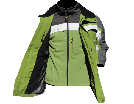 ski instructor jacket set