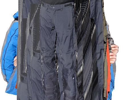 Black Diamond Pant (Diamond Peak) – Black